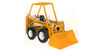 International 3200A skid steer loader preview image