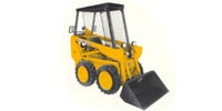 John Deere 14 skid steer loader preview image