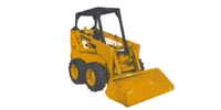 John Deere 24 skid steer loader preview image