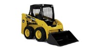 John Deere 313 skid steer loader preview image