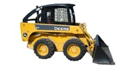 John Deere 317 skid steer loader preview image