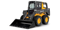 John Deere 328E skid steer loader preview image