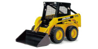 John Deere 4475 skid steer loader preview image